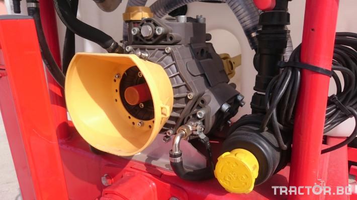 Пръскачки Вентилаторна пръскачка Agromehanika AGP 2000 ENU 5 - Трактор БГ