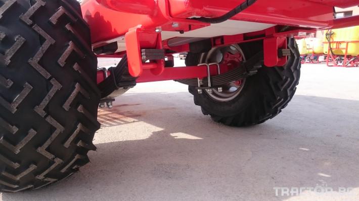 Пръскачки Вентилаторна пръскачка Agromehanika AGP 2000 ENU 6 - Трактор БГ