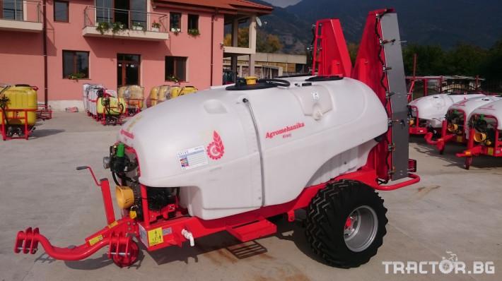 Пръскачки Вентилаторна пръскачка Agromehanika AGP 2000 ENU 1 - Трактор БГ