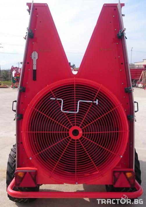 Пръскачки Вентилаторна пръскачка Agromehanika AGP 2000 ENU 7 - Трактор БГ
