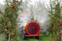 Пръскачка вентилаторна прикачна AGP 2000 EN - Agromehanika - Словения