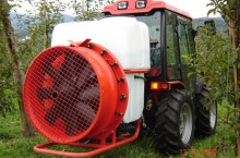 Пръскачки вентилаторни навесни AGP 200 - 500 EN - Agromehanika Словения