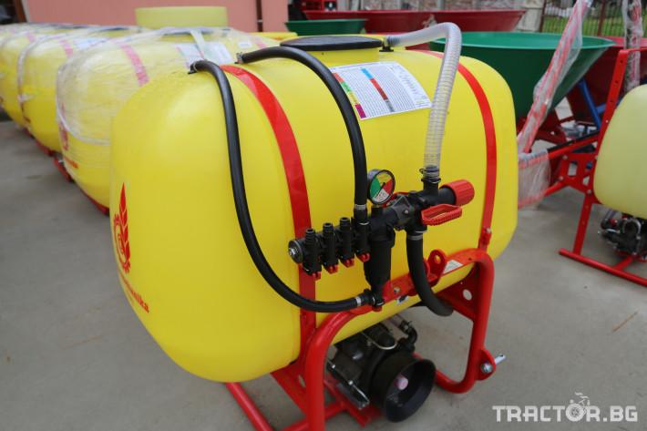 Пръскачки Навесни щангови пръскачки Agromehanika 0 - Трактор БГ