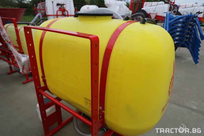 Пръскачки Навесни щангови пръскачки Agromehanika 1 - Трактор БГ