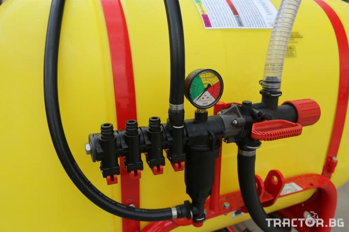 Пръскачки Навесни щангови пръскачки Agromehanika 2 - Трактор БГ
