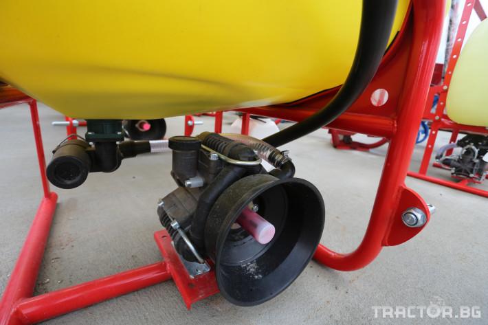 Пръскачки Навесни щангови пръскачки Agromehanika 3 - Трактор БГ