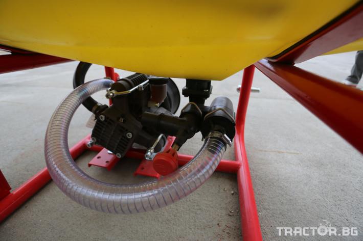 Пръскачки Навесни щангови пръскачки Agromehanika 4 - Трактор БГ