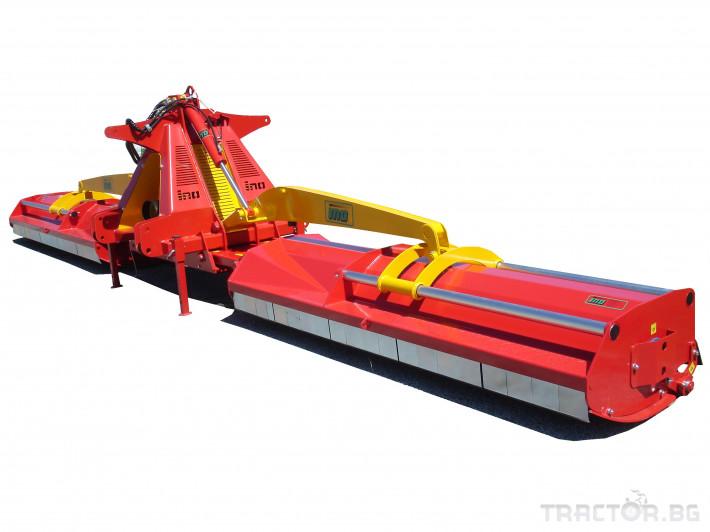 Мулчери INO НОВО!!! Мулчер TRIPLEX DOMINATOR 800 - Словения 2 - Трактор БГ