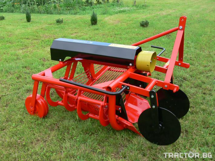 Други Картофовадачка словенска 1 - Трактор БГ