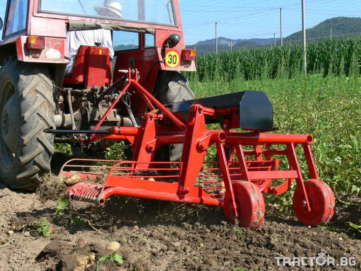 Други Картофовадачка словенска 2 - Трактор БГ
