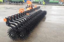 Ротационна иглена брана за слята и окопна обработка Металагро АД  - 4,2 м и 6.0 м