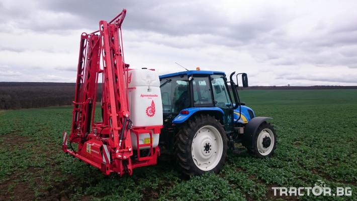 Пръскачки Пръскачка AGS 1200 EN-H + 18 MYH, Agromehanika 0 - Трактор БГ