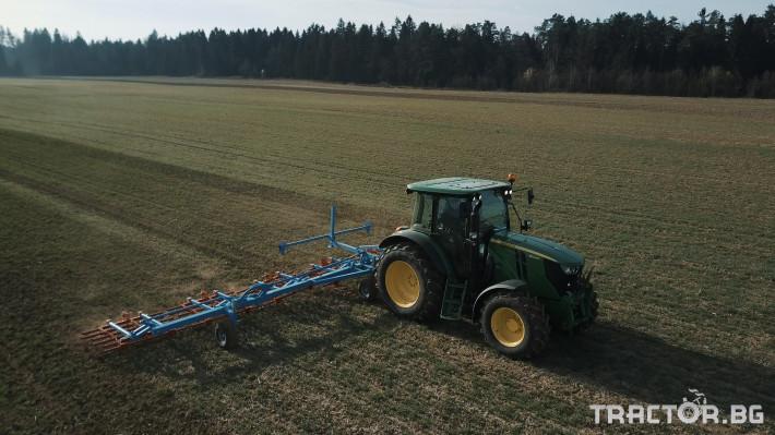Машини за ферми Аератор за пасища/иглена брана 3 - Трактор БГ