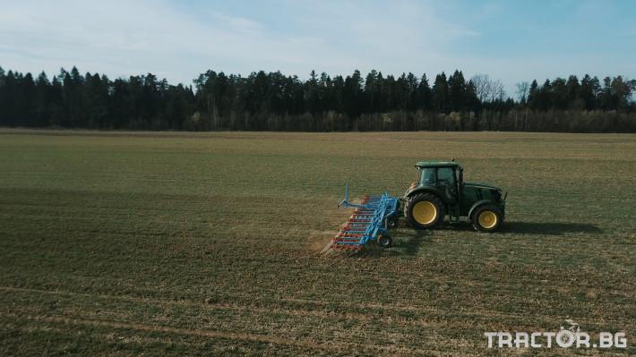 Машини за ферми Аератор за пасища/иглена брана 4 - Трактор БГ