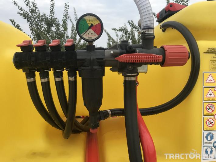 Пръскачки Щангови пръскачки Agromehanika AGS 600 EL 3 - Трактор БГ