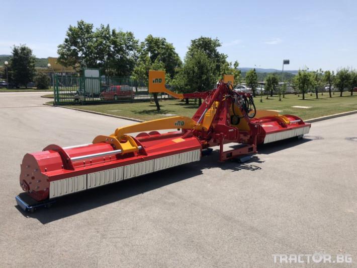 Мулчери INO НОВО!!! Мулчер TRIPLEX DOMINATOR 800 - Словения 1 - Трактор БГ