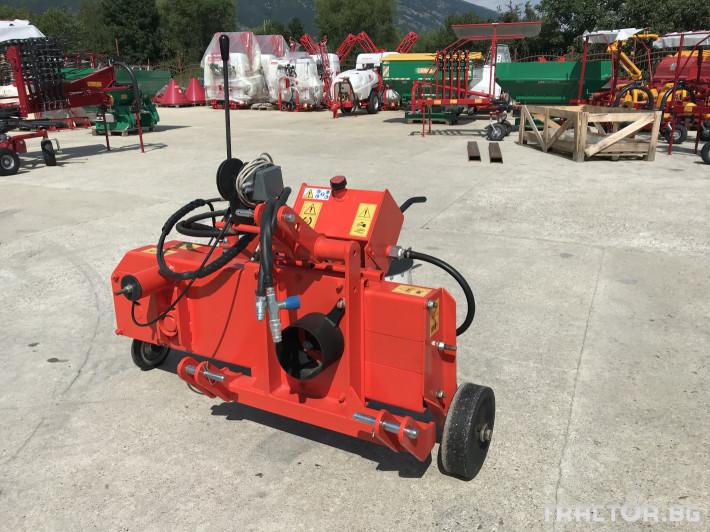 Машини за лозя / овошки Внос Машина за окопаване на рози и лозя - OLMI (Italy) 2 - Трактор БГ