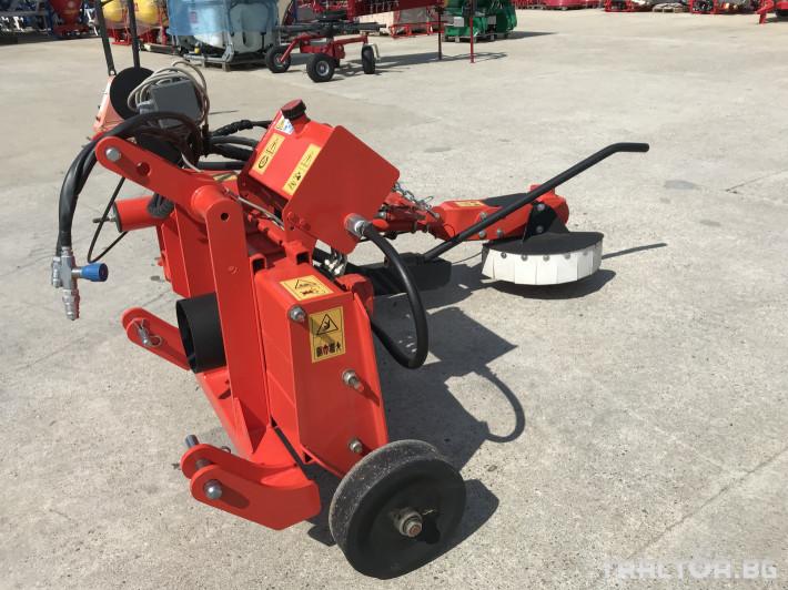 Машини за лозя / овошки Внос Машина за окопаване на рози и лозя - OLMI (Italy) 3 - Трактор БГ