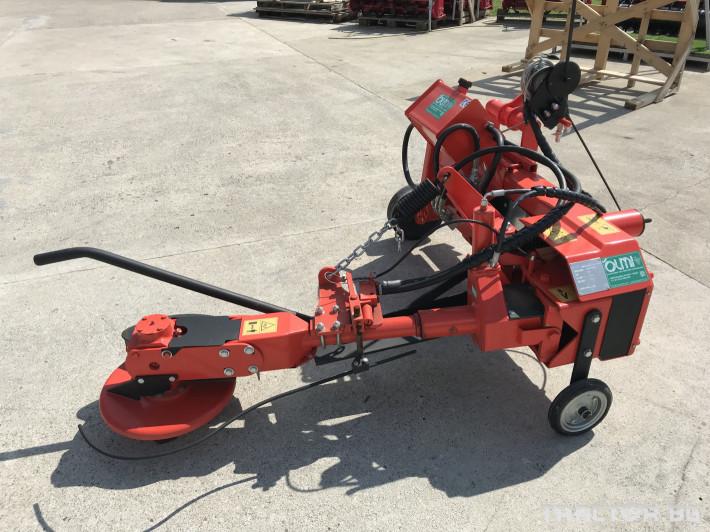 Машини за лозя / овошки Внос Машина за окопаване на рози и лозя - OLMI (Italy) 4 - Трактор БГ