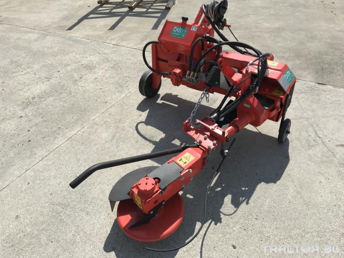 Машини за лозя / овошки Внос Машина за окопаване на рози и лозя - OLMI (Italy) 6 - Трактор БГ