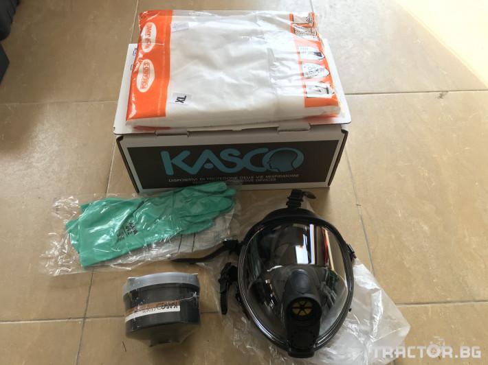 Аксесоари Защитна маска за пръскане - VENUS 1  - KASCO (Italy) - АГРО КОМПЛЕКТ 4 - Трактор БГ