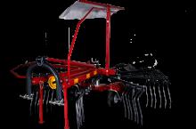 Agromehanika Ротационен сеносъбирач 3,2 метра с 4 колела