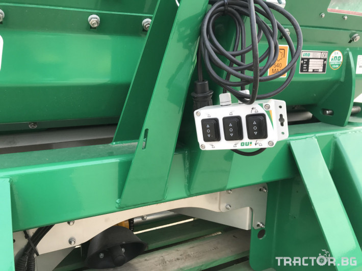 Торачки INO НАЛИЧНИ!!! Торачка INO, модел FERTI-2 с електрически клапи 2 - Трактор БГ