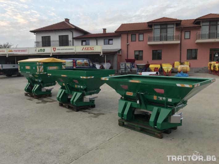 Торачки INO НАЛИЧНИ!!! Торачка INO, модел FERTI-2 с електрически клапи 6 - Трактор БГ