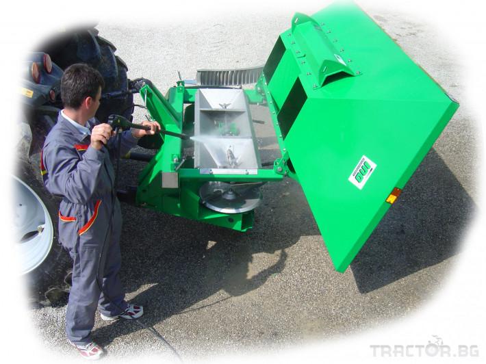 Торачки INO НАЛИЧНИ!!! Торачка INO, модел FERTI-2 с електрически клапи 7 - Трактор БГ