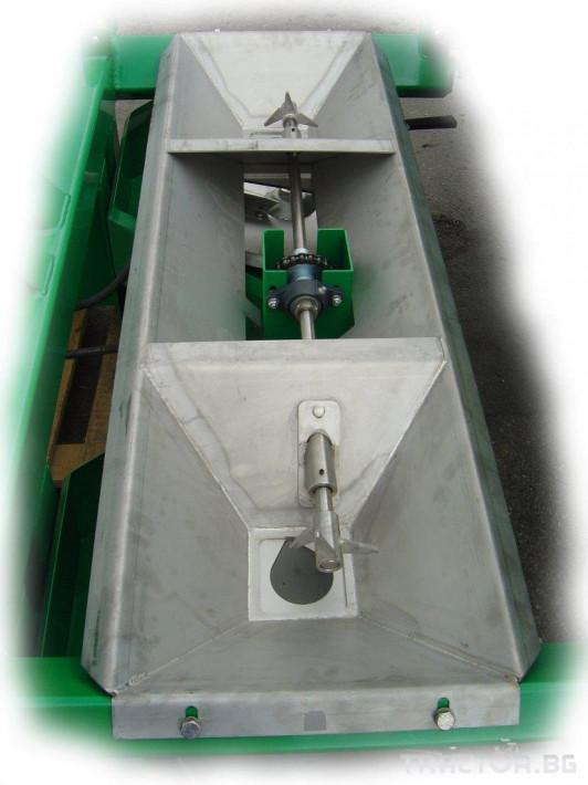 Торачки INO НАЛИЧНИ!!! Торачка INO, модел FERTI-2 с електрически клапи 8 - Трактор БГ