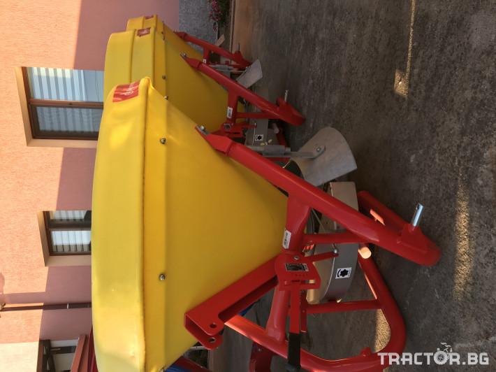 Техника за почистване Зимен Разпръсквач на сол и пясък - Agromehanika - AG 400 1 - Трактор БГ
