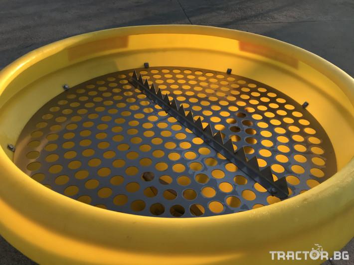 Техника за почистване Зимен Разпръсквач на сол и пясък - Agromehanika - AG 400 3 - Трактор БГ