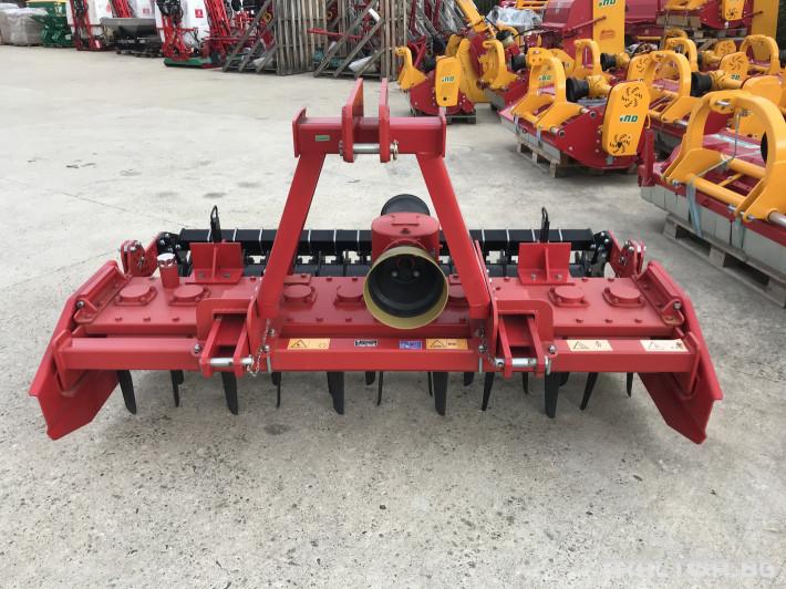 Фрези Активна брана FPM - 2.0 м; 2.5 м 6 - Трактор БГ