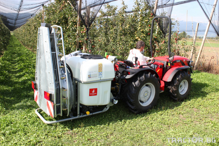 Пръскачки Agromehanika Навесна вентилаторна пръскачка AGP 600 PRO 0 - Трактор БГ