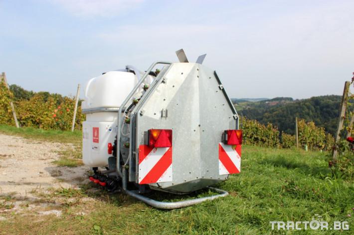 Пръскачки Agromehanika Навесна вентилаторна пръскачка AGP 600 PRO 1 - Трактор БГ