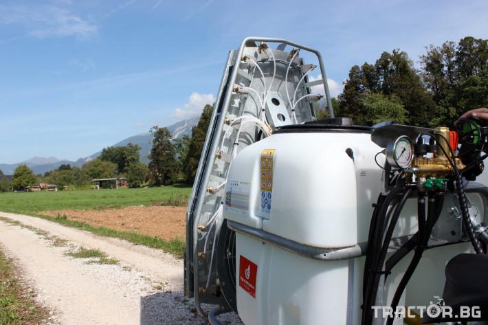 Пръскачки Agromehanika Навесна вентилаторна пръскачка AGP 600 PRO 5 - Трактор БГ