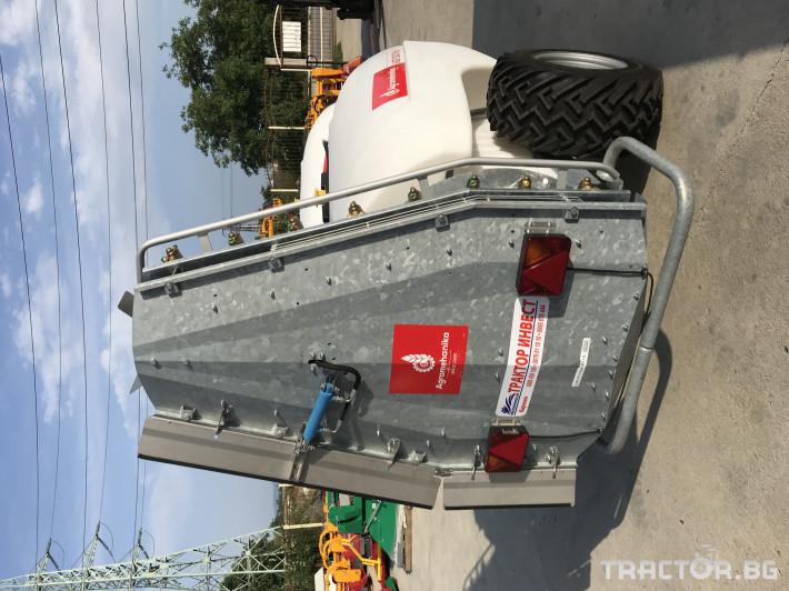 Пръскачки Вентилаторна пръскачка AGP 2000 PRO. НАЛИЧНА!!! 3 - Трактор БГ