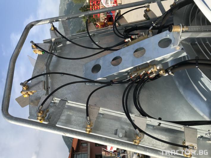 Пръскачки Вентилаторна пръскачка AGP 2000 PRO. НАЛИЧНА!!! 5 - Трактор БГ