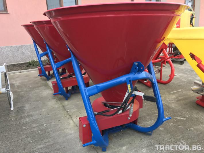 Торачки Торачка 500 литра за трайни насаждения 0 - Трактор БГ