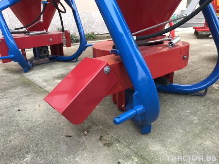 Торачки Торачка 500 литра за трайни насаждения 2 - Трактор БГ