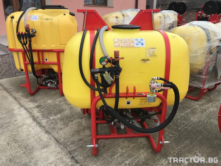 Пръскачки Agromehanika Вентилаторна пръскачка с дефлектор - AGP 440 U 1 - Трактор БГ