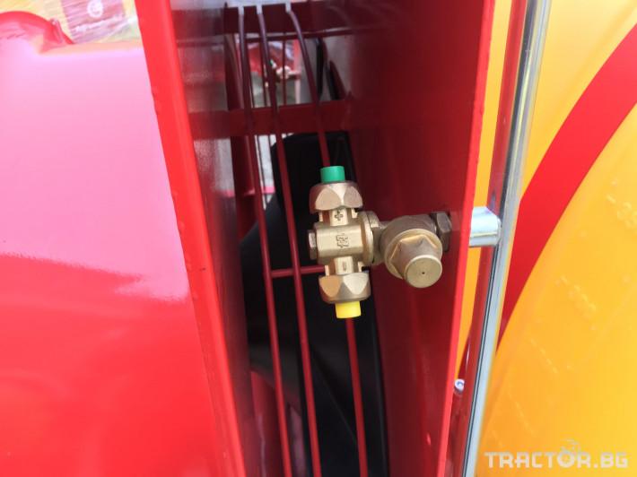 Пръскачки Agromehanika Вентилаторна пръскачка с дефлектор - AGP 440 U 2 - Трактор БГ