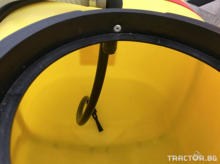 Пръскачки Agromehanika Вентилаторна пръскачка с дефлектор - AGP 440 U 4 - Трактор БГ