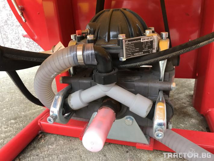 Пръскачки Agromehanika Вентилаторна пръскачка с дефлектор - AGP 440 U 6 - Трактор БГ
