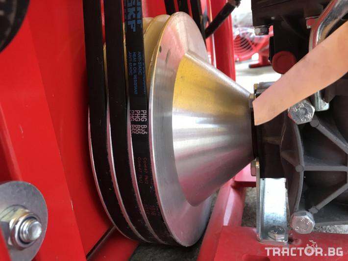 Пръскачки Agromehanika Вентилаторна пръскачка с дефлектор - AGP 440 U 7 - Трактор БГ
