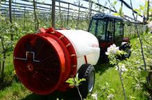 Прикачни вентилаторни пръскачки - AGP 1000/1500/2000 EN - Агромеханика