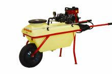 Бензинова пръскачка количка - AGS 80 - Агромеханика (Словения)