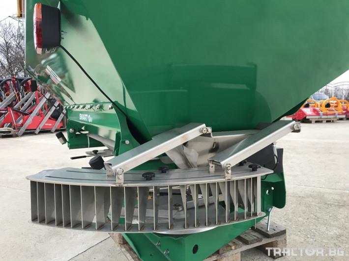 Торачки INO Торачка с КОМПЮТЪР FERTI - 2 2500 литра - (Словения) 3 - Трактор БГ