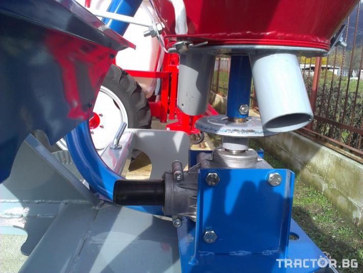 Торачки Торачка с продълбочител - 500 литра MEGAMETAL (Хърватска) 2 - Трактор БГ