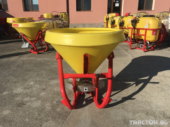 Торачки Навесна торачка 400/500 литра Агромеханика - Словения 0 - Трактор БГ